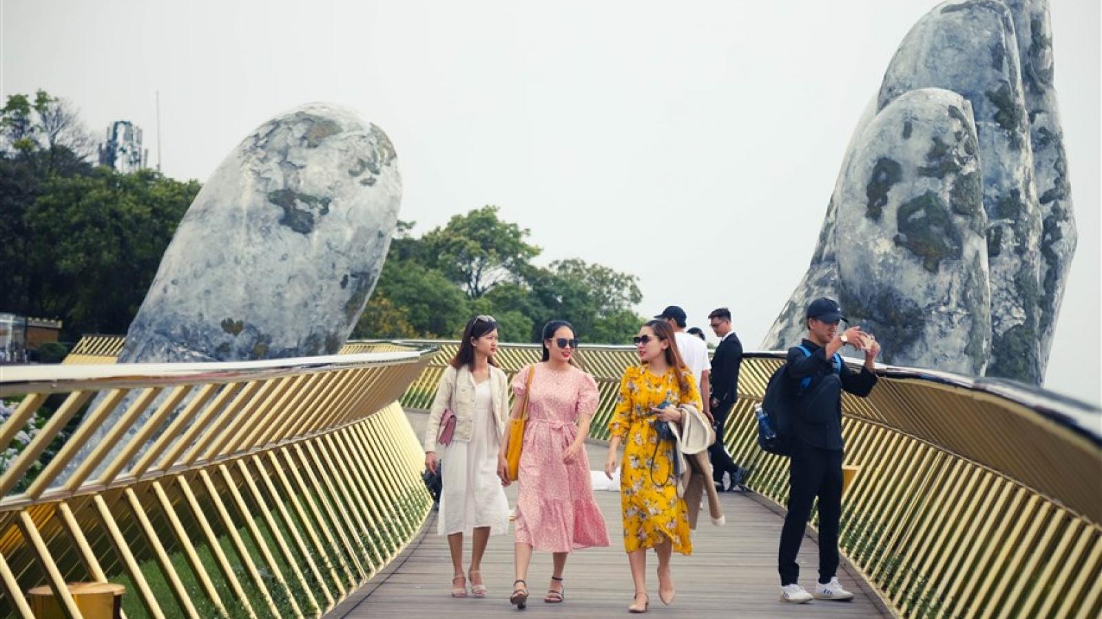 Sun World Ba Na Hills tung ra chương trình kích cầu nội địa