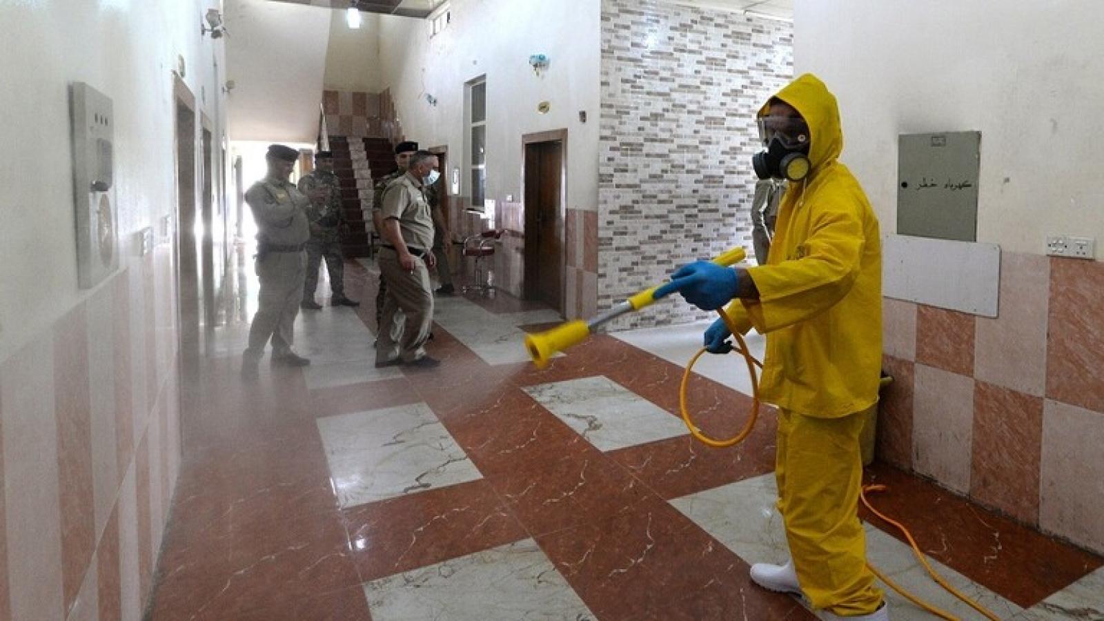 Iraq ra hạn giới nghiêm toàn diện để ngăn chặn dịch Covid-19