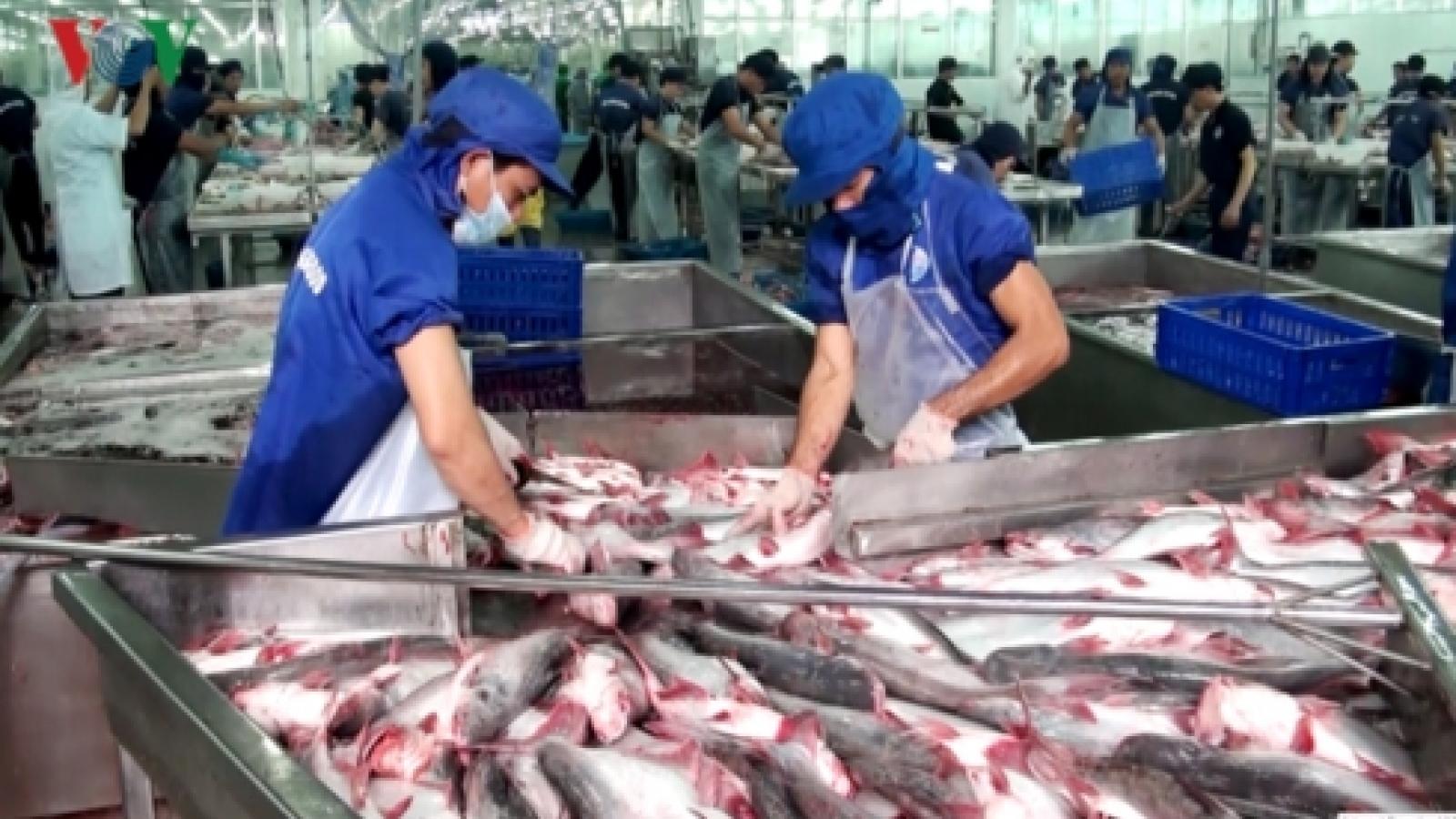 Ngành thủy sản sẵn sàng đón cơ hội xuất khẩu từ EVFTA