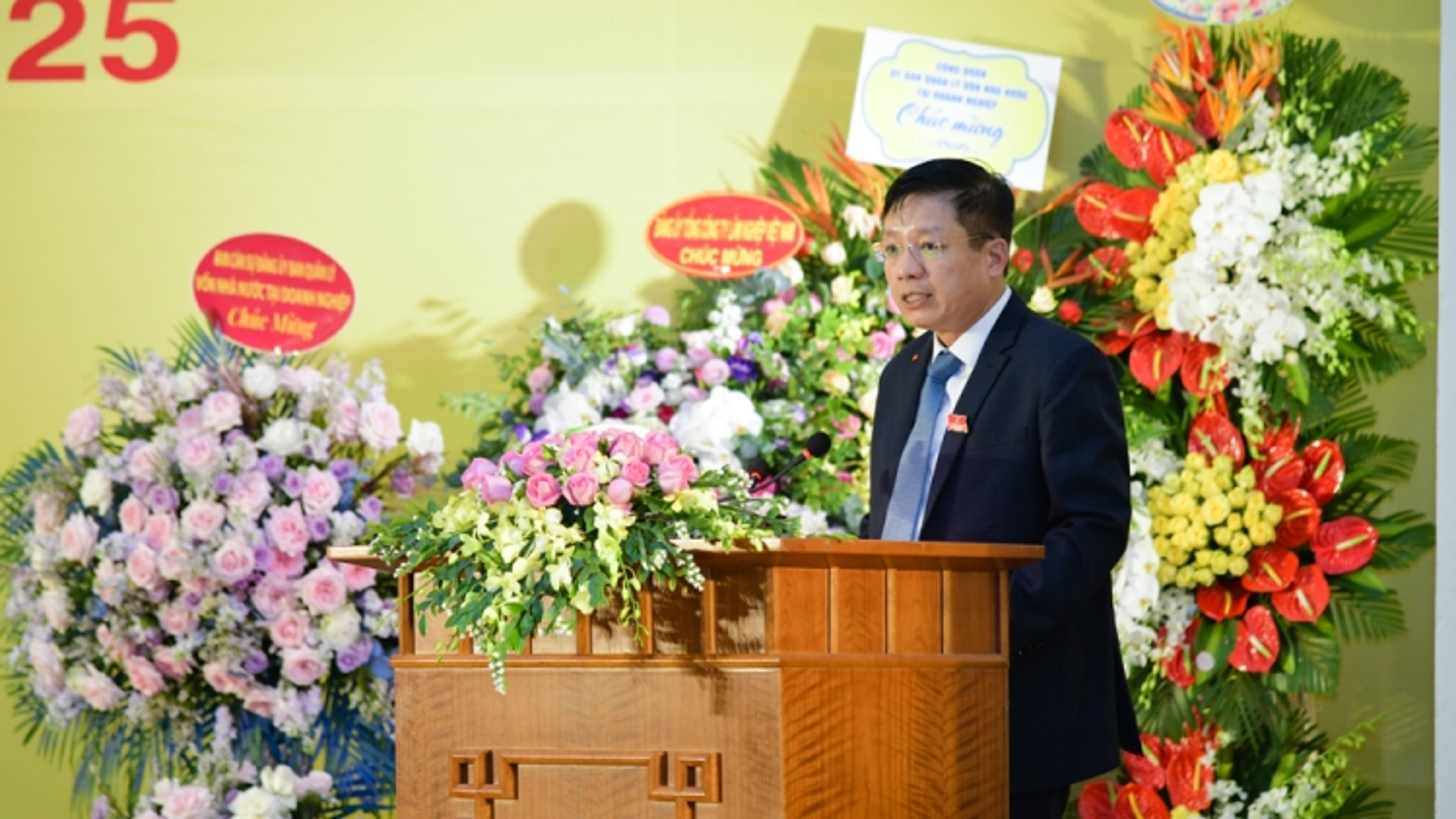 Ông Hồ Sỹ Hùng giữ chức Bí thư Đảng ủy Ủy ban Quản lý vốn Nhà nước tại DN