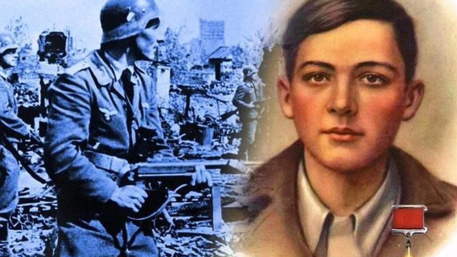 Những trẻ vị thành niên Anh hùng Liên Xô