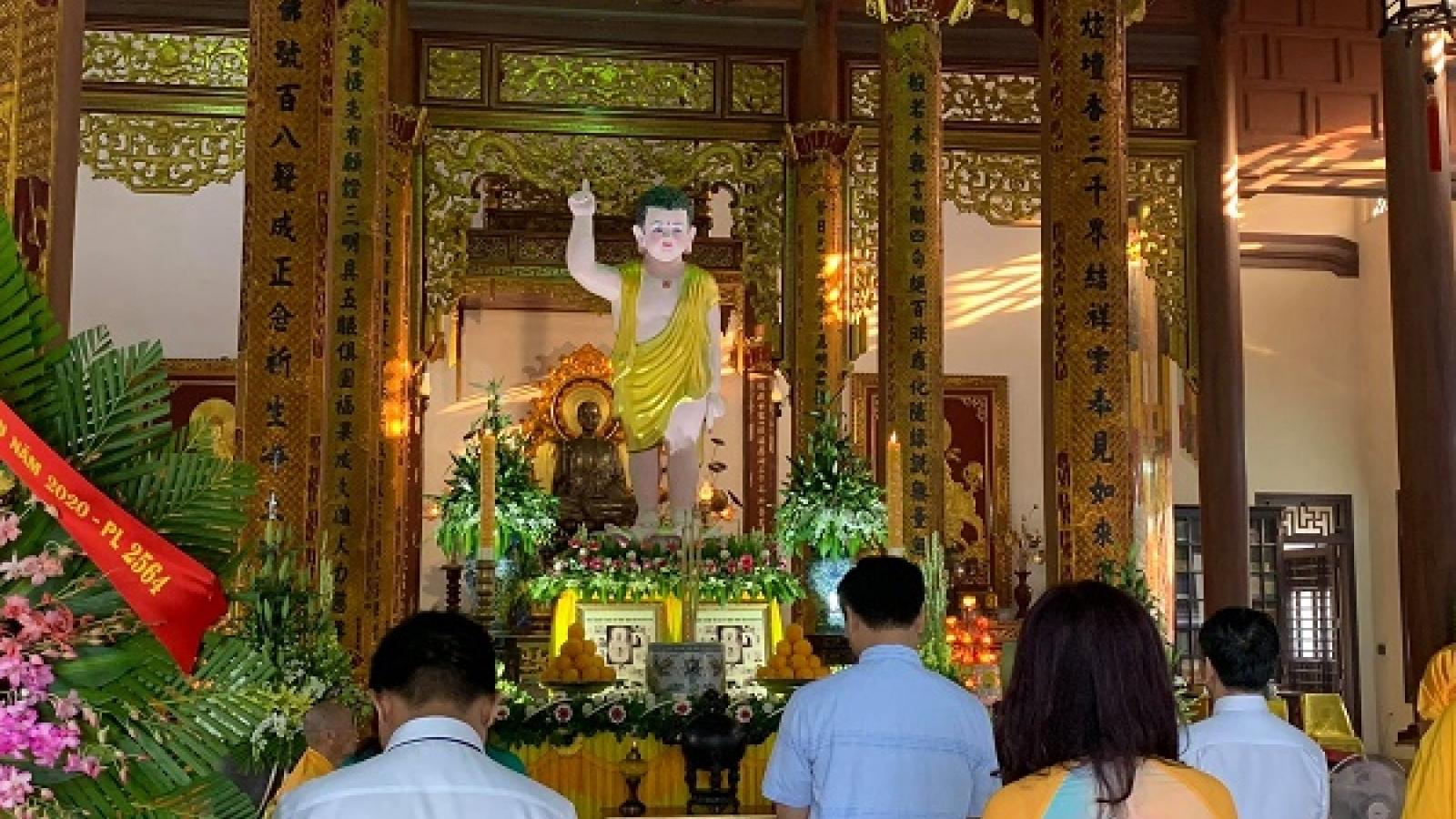 Huế tổ chức Đại lễ Phật đản Phật lịch 2564 an lạc, gọn nhẹ