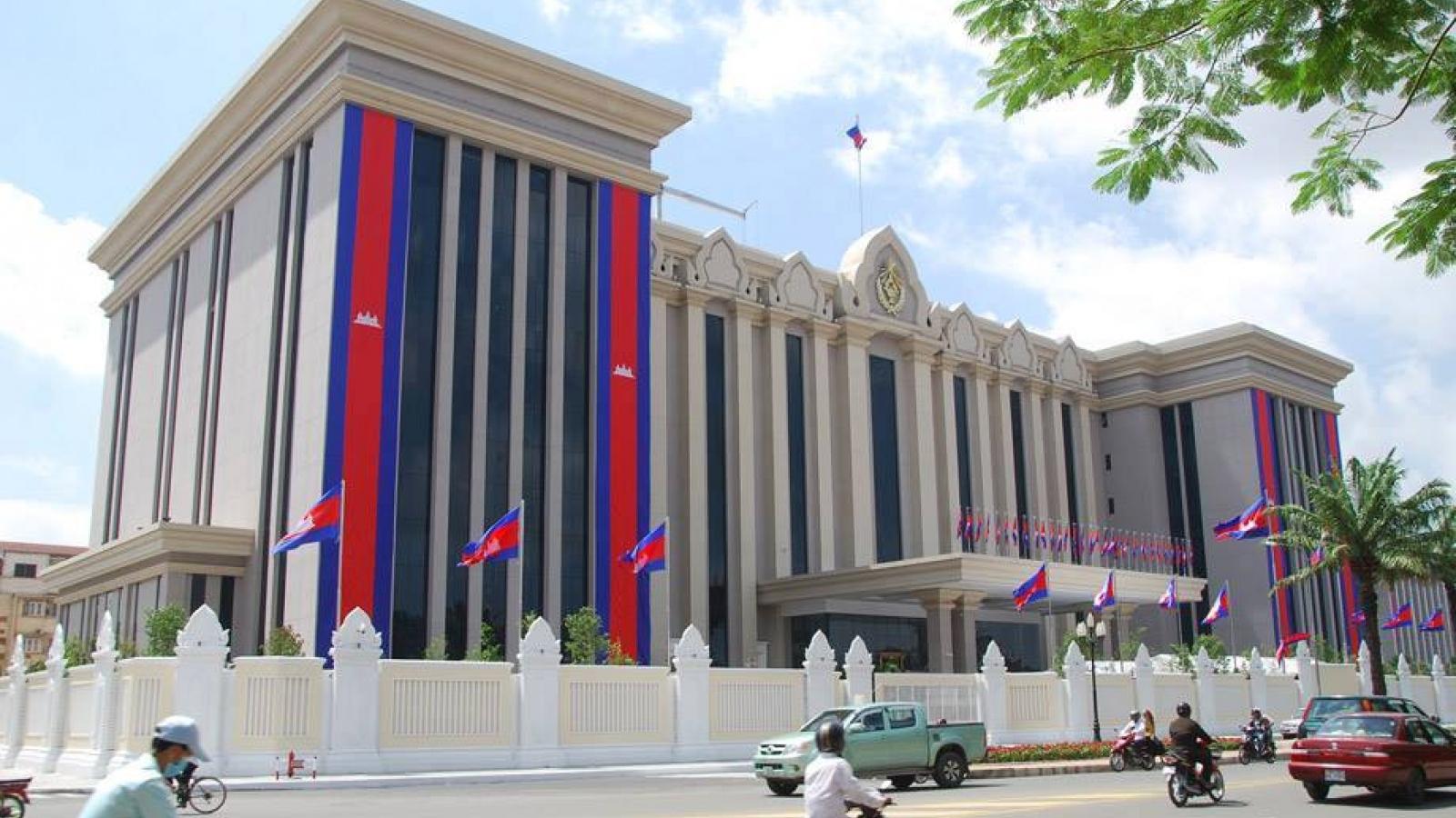Campuchia miễn thuế 2 tháng với ngành du lịch và hàng không