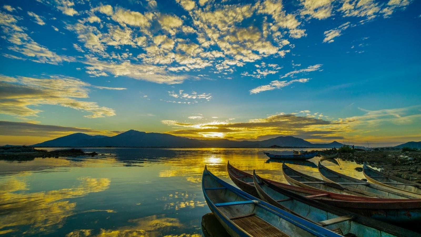 Có một Ninh Thuận tuyệt đẹp trong những khung hình bình dị