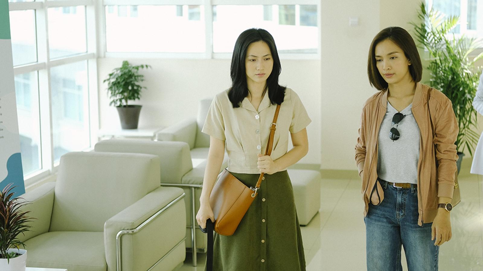 """Hai kiểu phụ nữ mạnh mẽ trong """"Bằng chứng vô hình"""""""