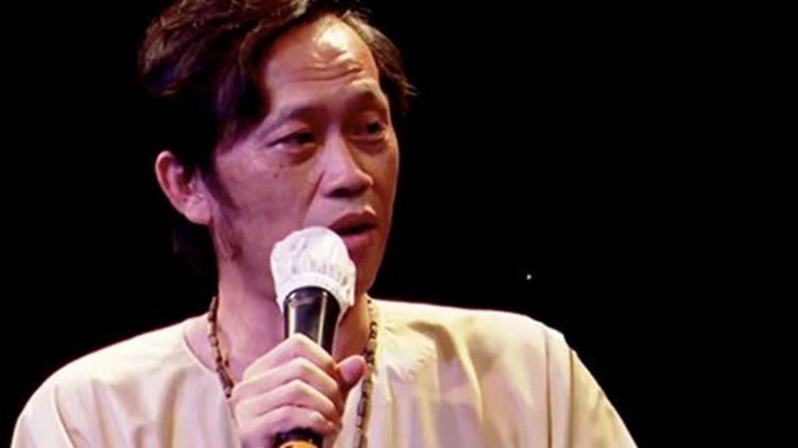 Bài thơ của Hoài Linh được đấu giá 700 triệu đồng