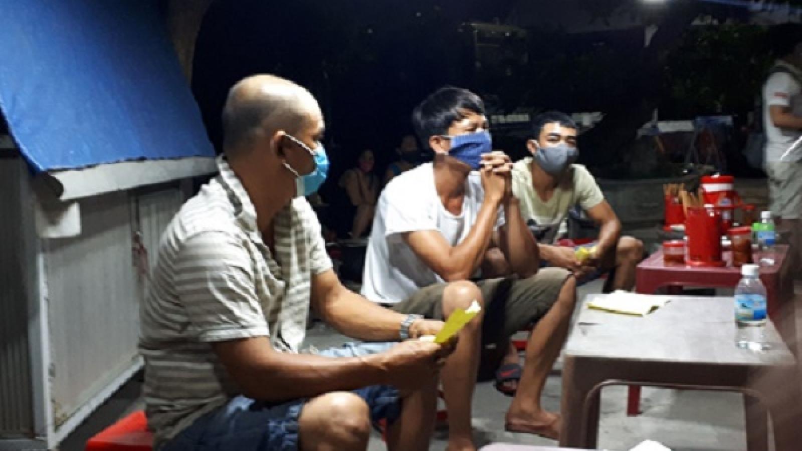 3 tài xế khai báo gian dối để trốn cách ly y tế tại Huế