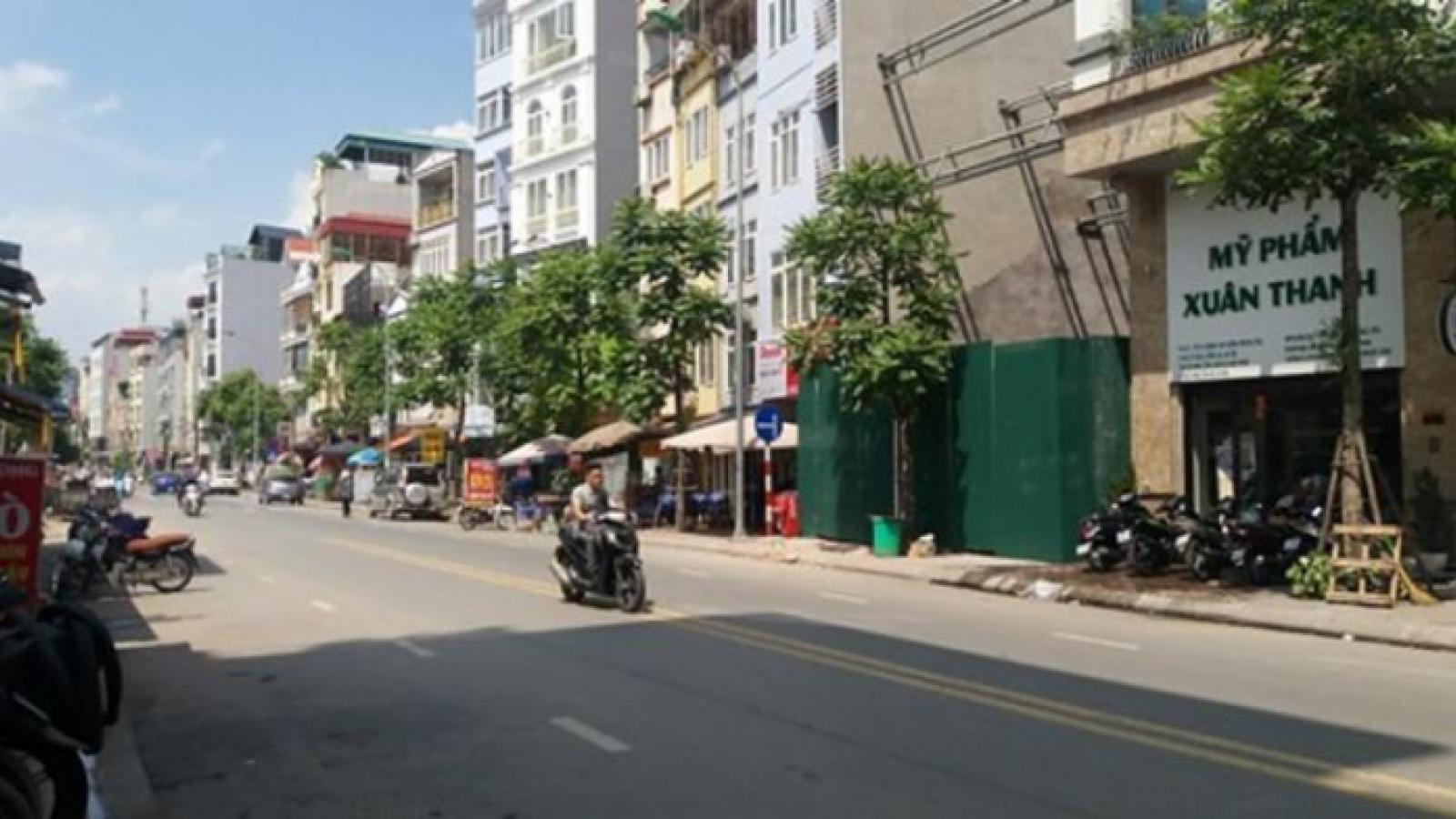 """Giá nhà đất, chung cư ở Hà Nội giảm trong """"cơn bão"""" Covid-19"""