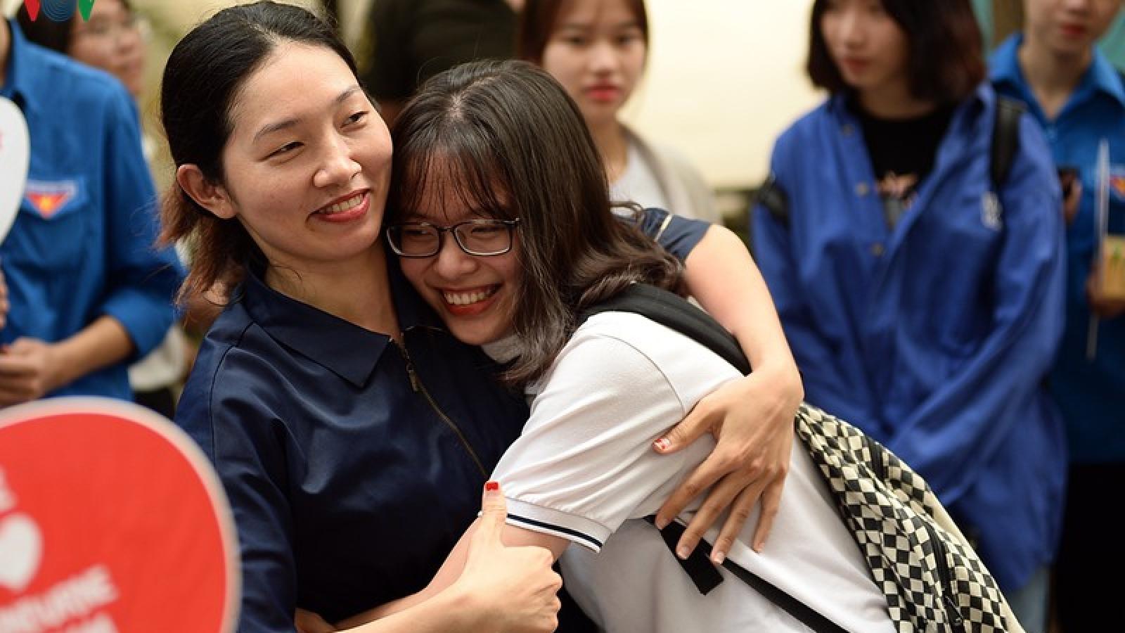 Hà Nội công bố điểm thi vào lớp 10 THPT công lập năm 2020
