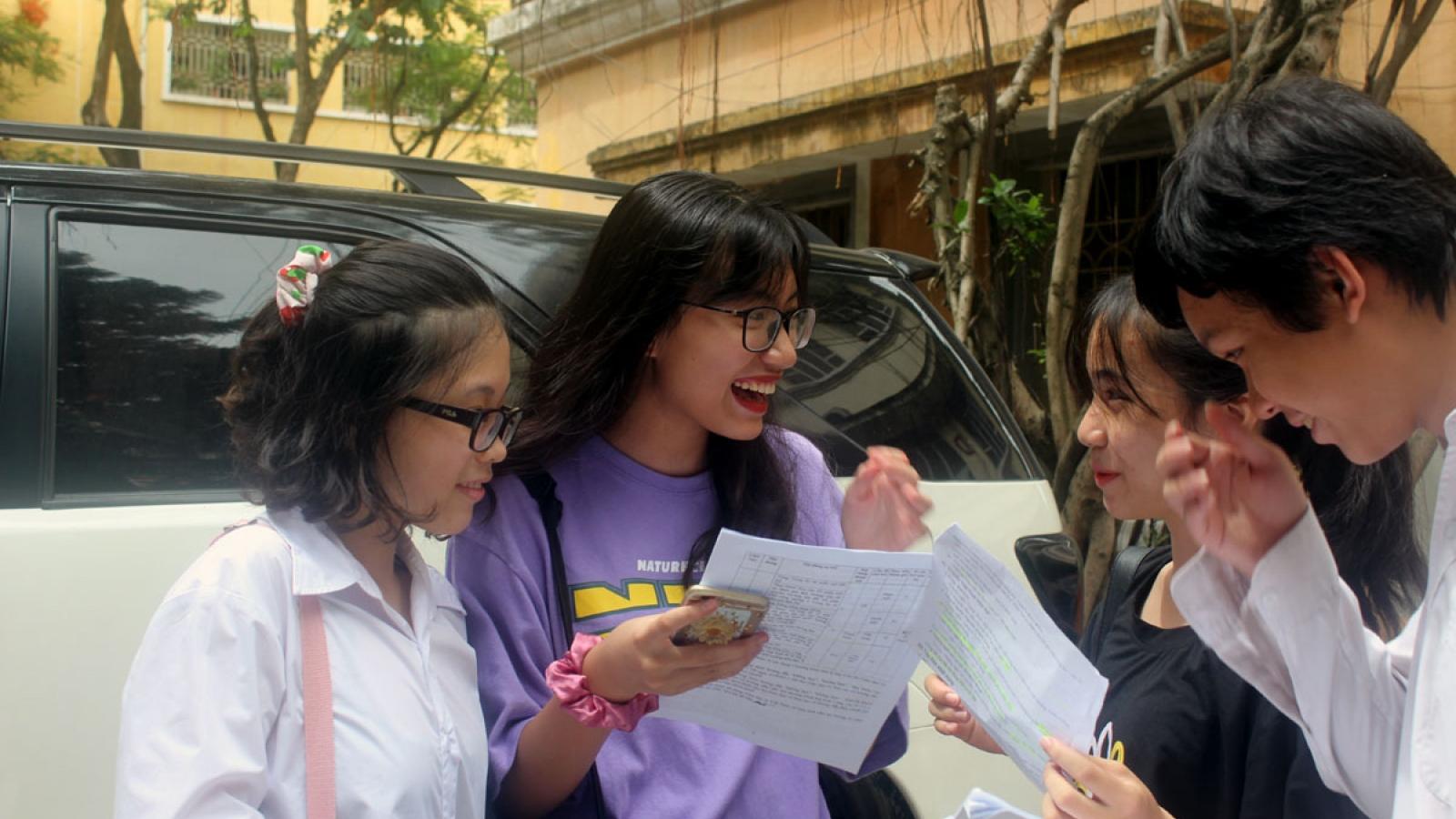 Chiều nay (30/7), Hà Nội công bố điểm thi vào lớp 10 năm 2020