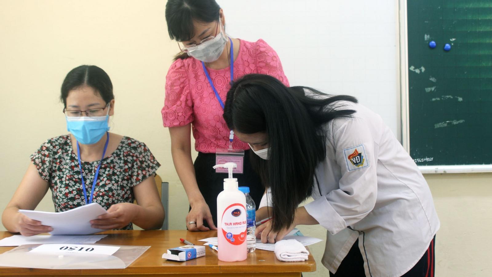 Bộ GD-ĐT điều 265 cán bộ, giảng viên ĐH đi coi thi tốt nghiệp THPT đợt 2