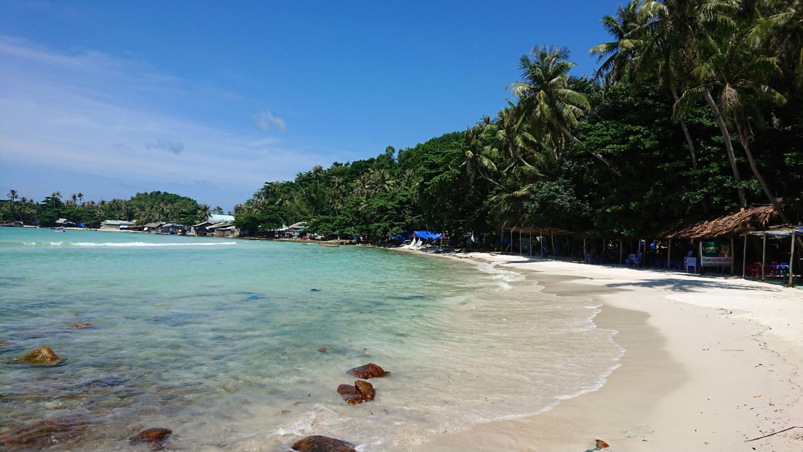 Quần đảo Nam Du- thiên đường chụp ảnh check-in của giới trẻ