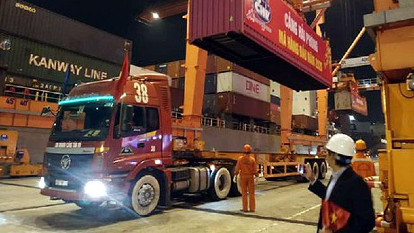 Hải Phòng cần tạo thuận lợi cho DN sản xuất, xuất nhập khẩu, logistics