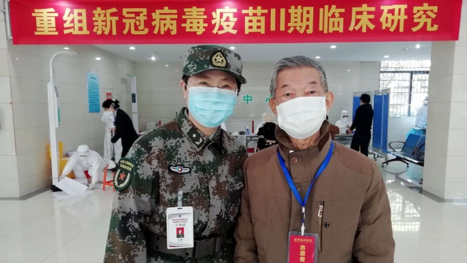 Trung Quốc thử nghiệm lâm sàng vacine Covid-19 giai đoạn II