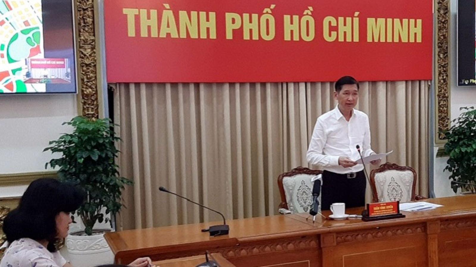 TP HCM phấn đấu lên bậc 5 cải cách thủ tục hành chính