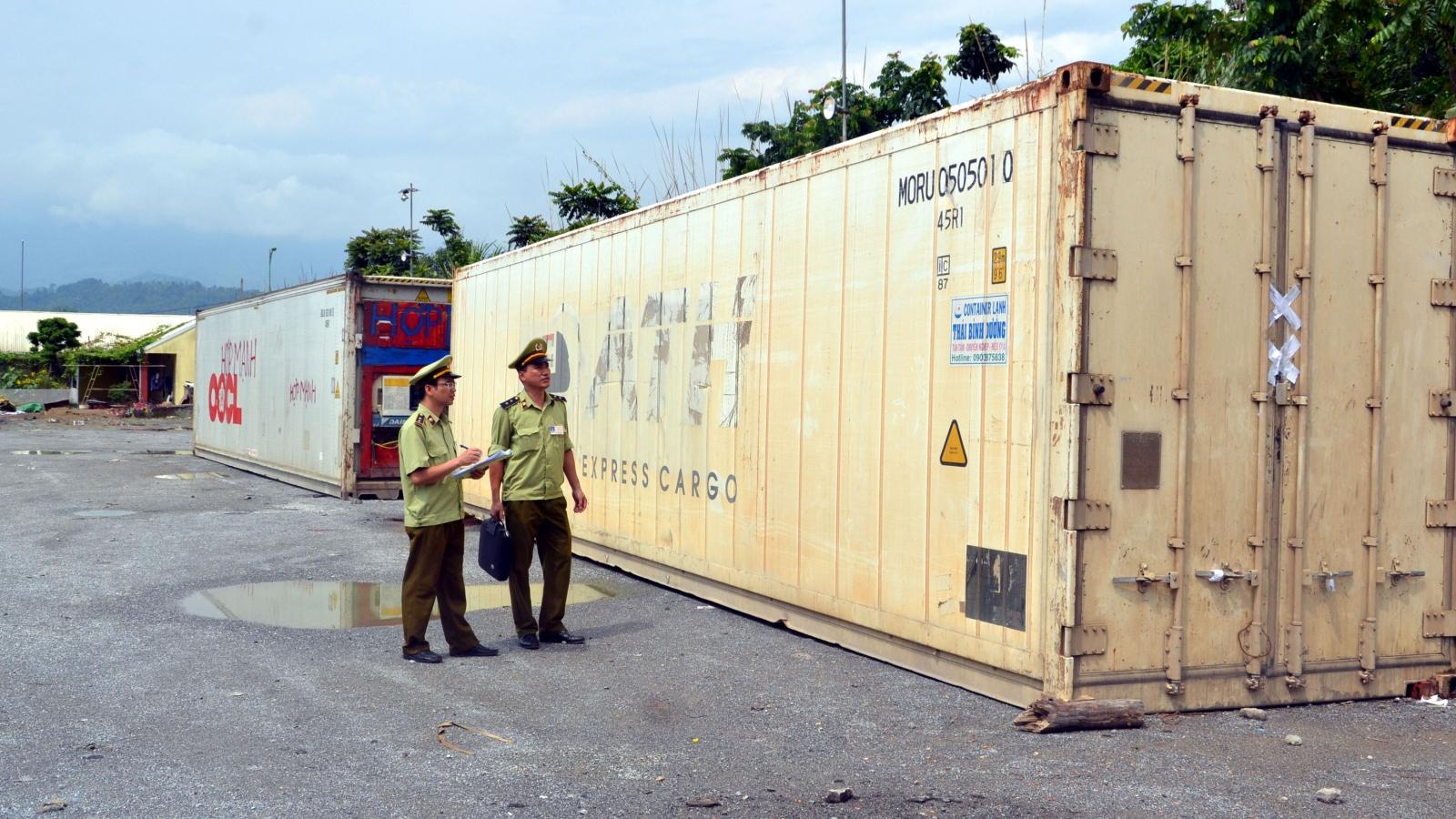 Quy định mới xuất nhập khẩu hàng hóa tạm nhập tái xuất