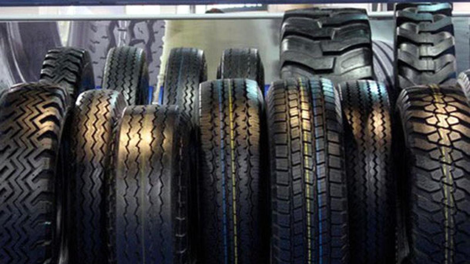 Mỹ điều tra chống trợ cấp sản phẩm lốp ô tô của Việt Nam