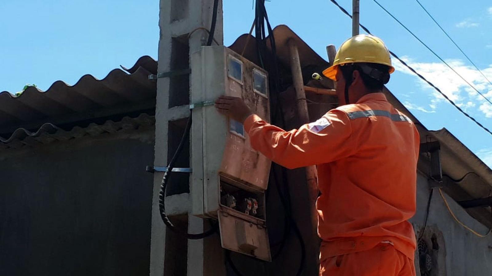 Tiền điện tăng, hơn 6.000 khách hàng được điều chỉnh hóa đơn