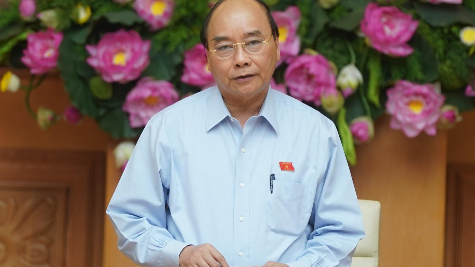 Thủ tướng chủ trì họp về cải cách chính sách tiền lương