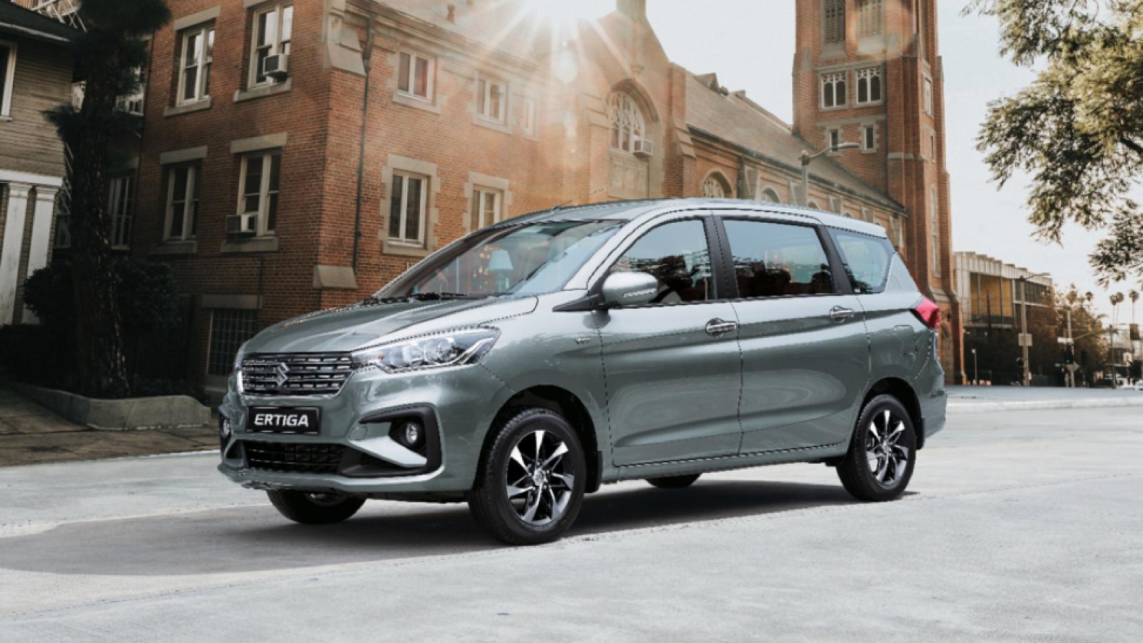 Hỗ trợ lệ phí trước bạ cho khách mua 3 dòng xe nhập khẩu của Suzuki