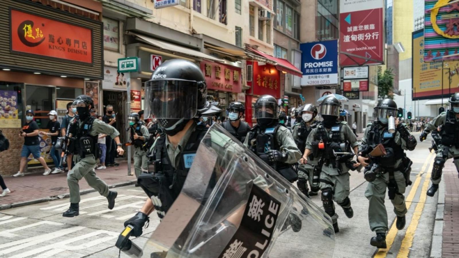 Quan hệ ngoại giao Trung Quốc - EU căng thẳng vì vấn đề Hong Kong