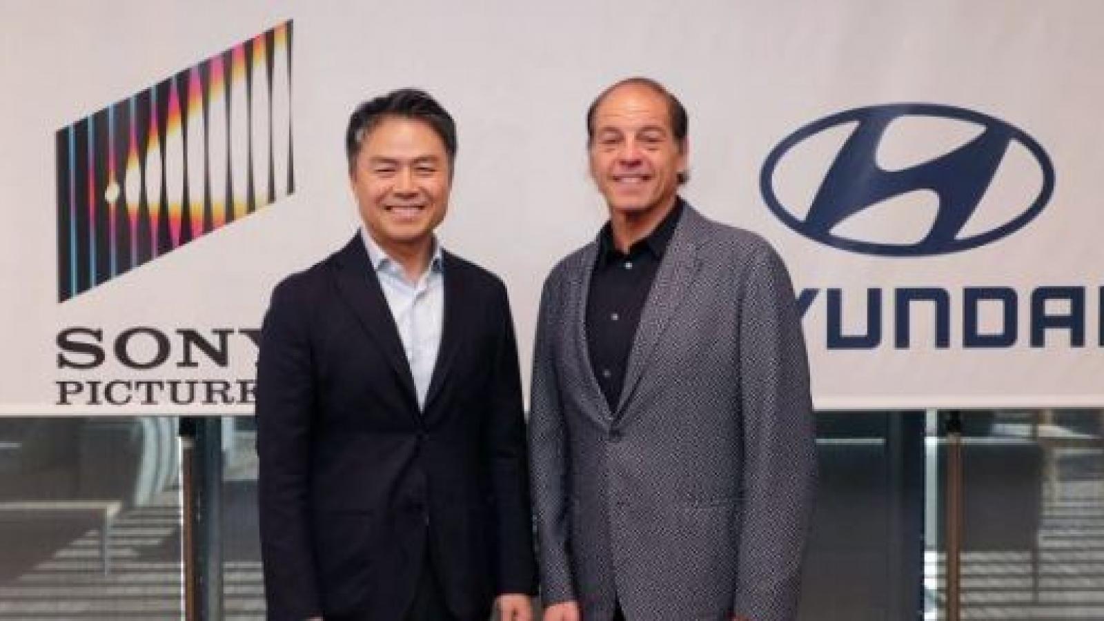 """Hyundai ký hợp đồng với Sony để xuất hiện trong phim """"Spider Man"""""""