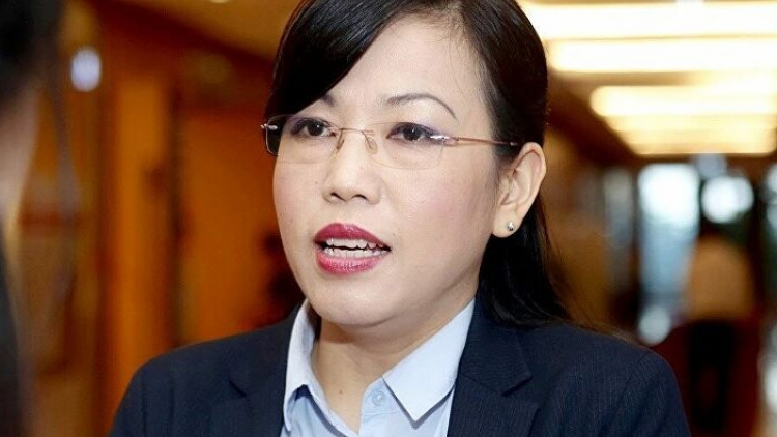 Chân dung nữ Tân Bí thư Tỉnh ủy Thái Nguyên Nguyễn Thanh Hải