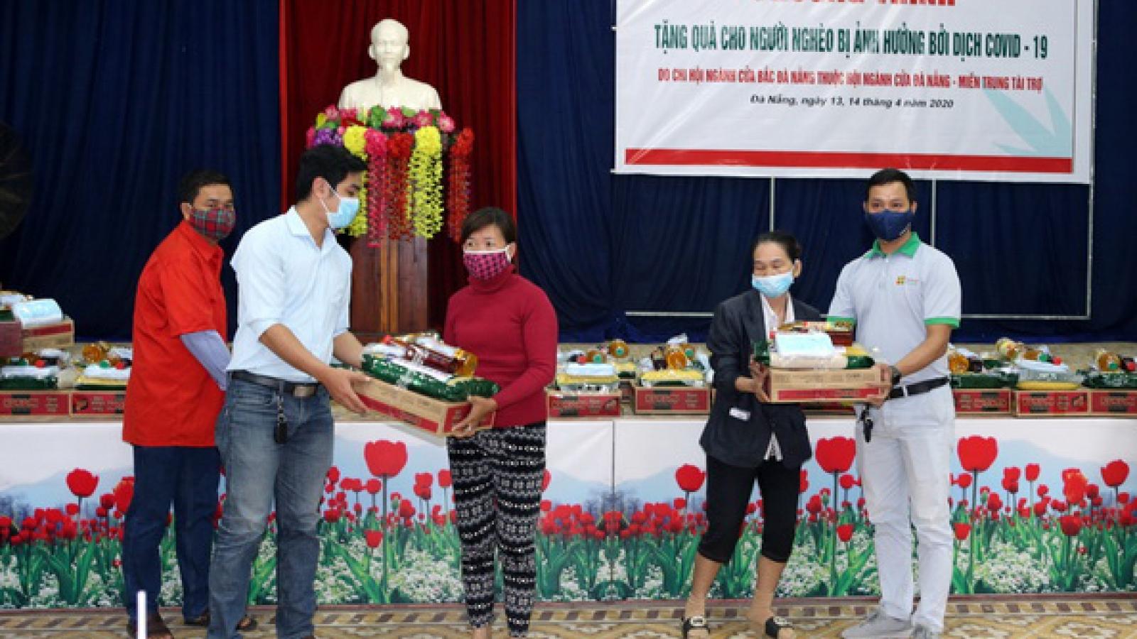 Hội Chữ thập đỏ Đà Nẵng huy động hơn 1 tỷ đồng hỗ trợ chống dịch