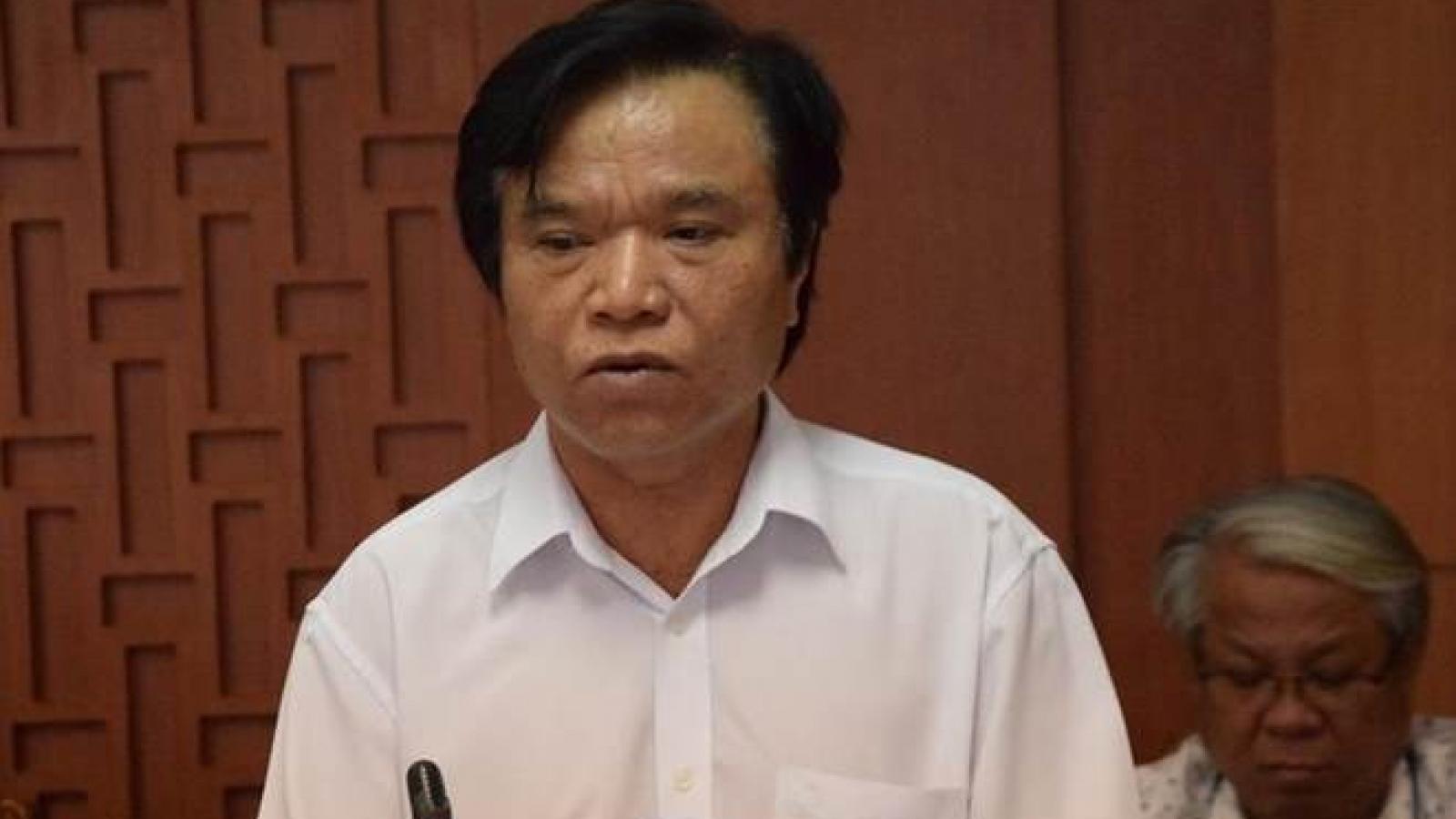 Giám đốc Sở Tài chính Quảng Nam xin nghỉ việc trước tuổi