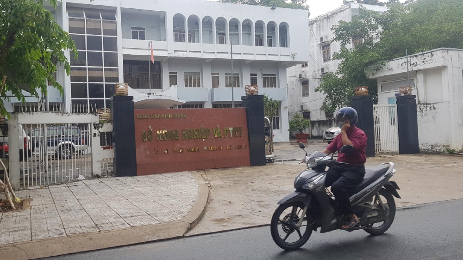 Sai phạm trong đấu thầu, nguyên Phó Chủ tịch tỉnh Kiên Giang bị kỷ luật