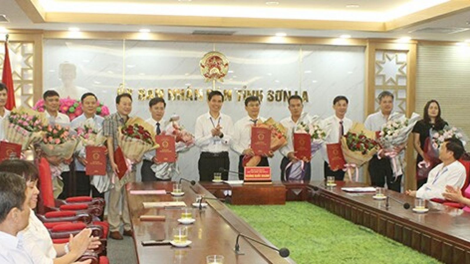 Bổ nhiệm Giám đốc Sở Giao thông vận tải tỉnh Sơn La