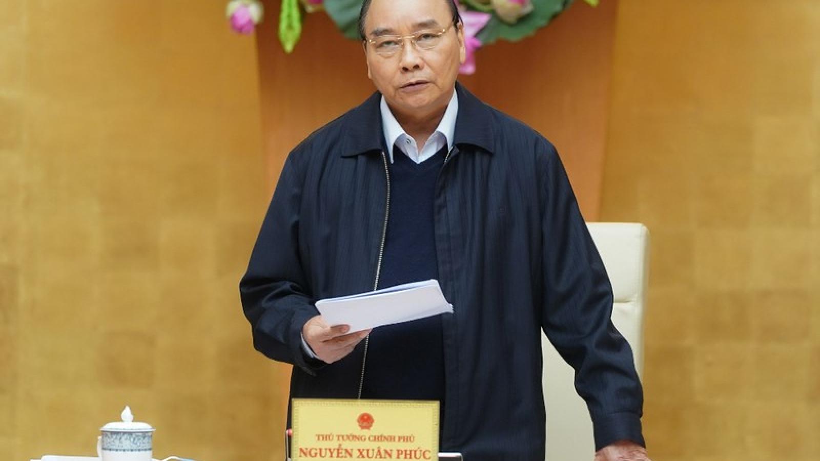 Thủ tướng yêu cầu Đồng Nai sớm hoàn thành GPMB sân bay Long Thành