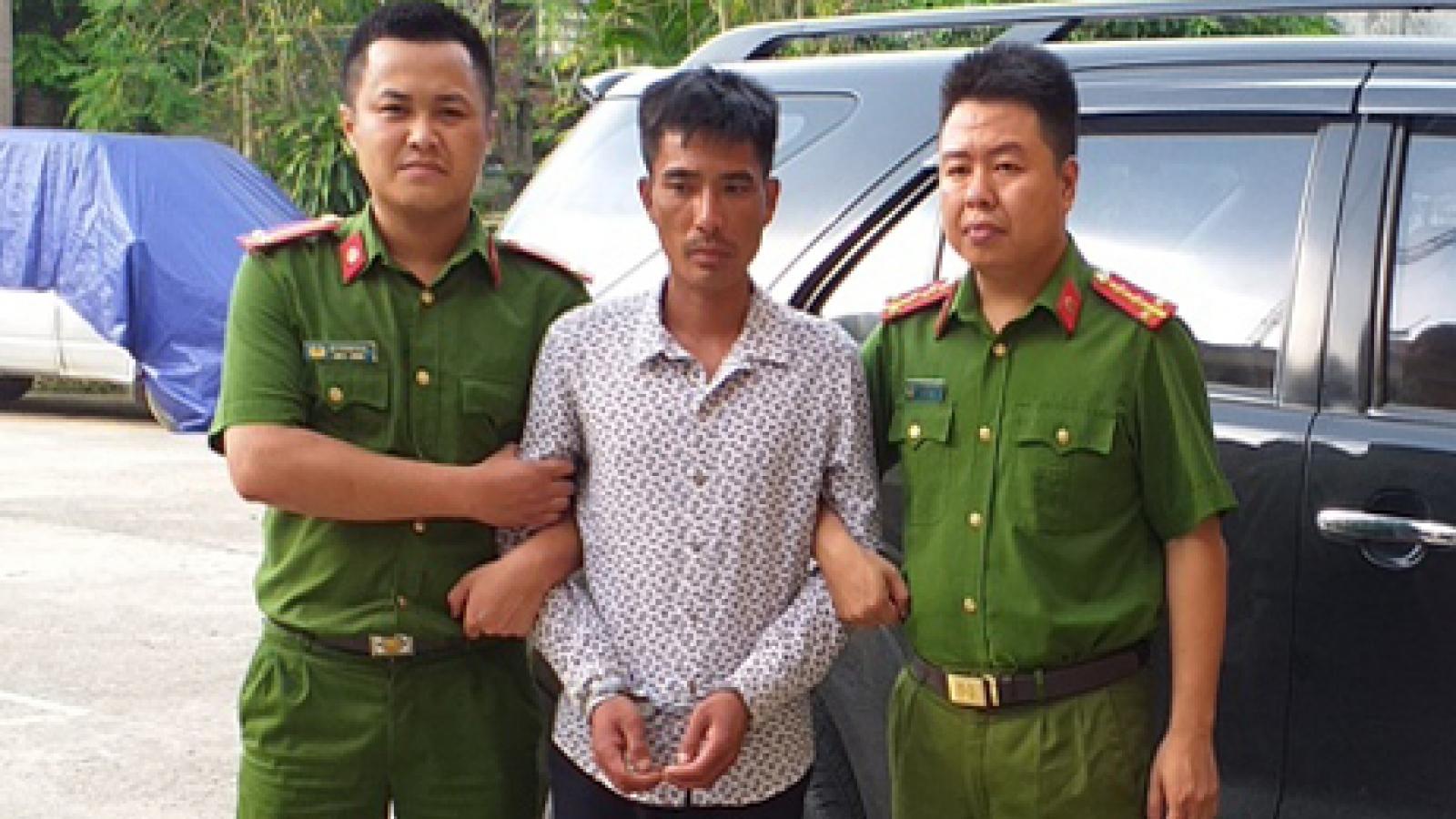 Khởi tố, tạm giam đối tượng sát hại lái xe ôm lấy tiền mua ma túy