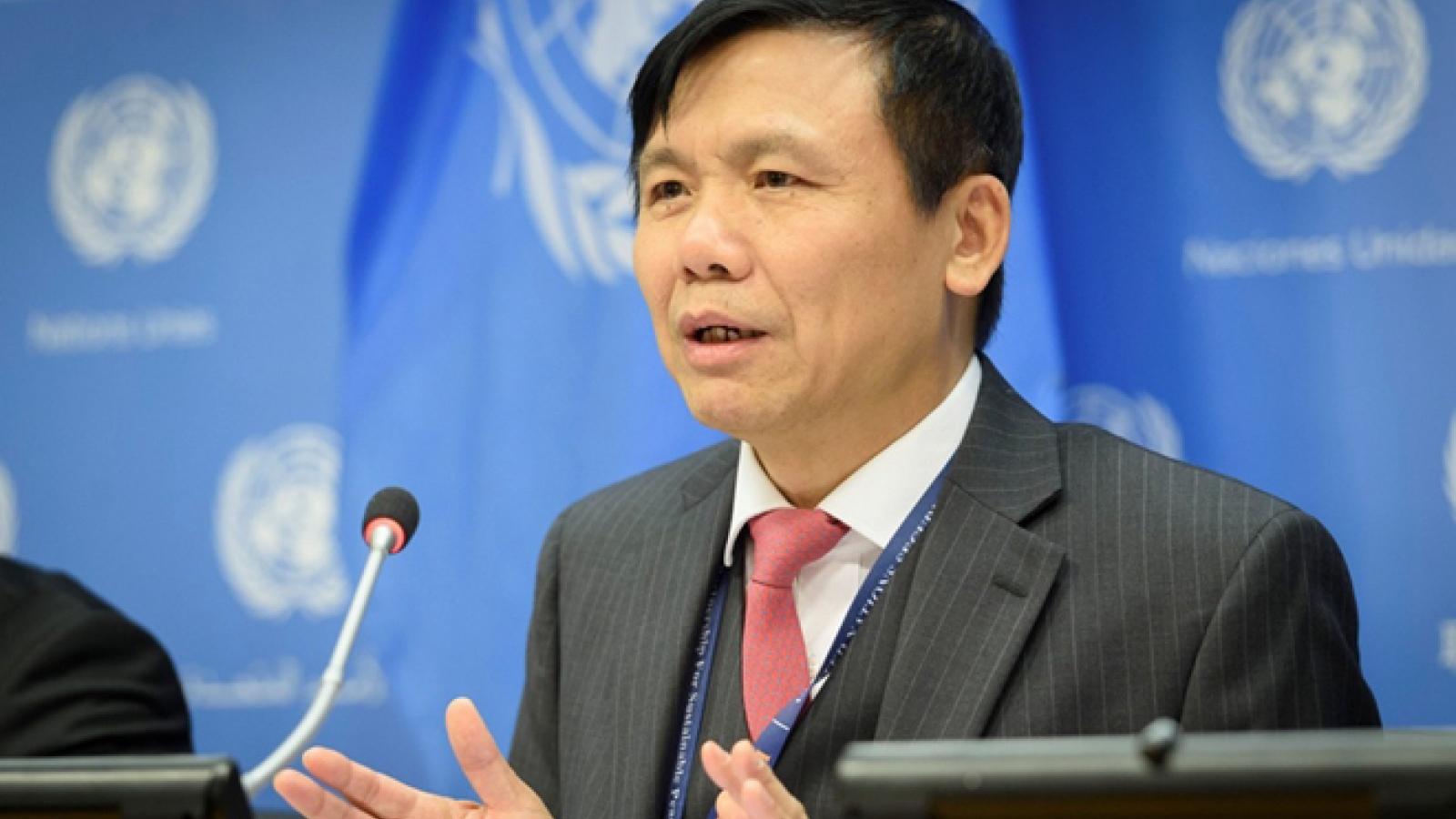 Việt Nam đánh giá cao chuyển biến tích cực ở Nam Sudan