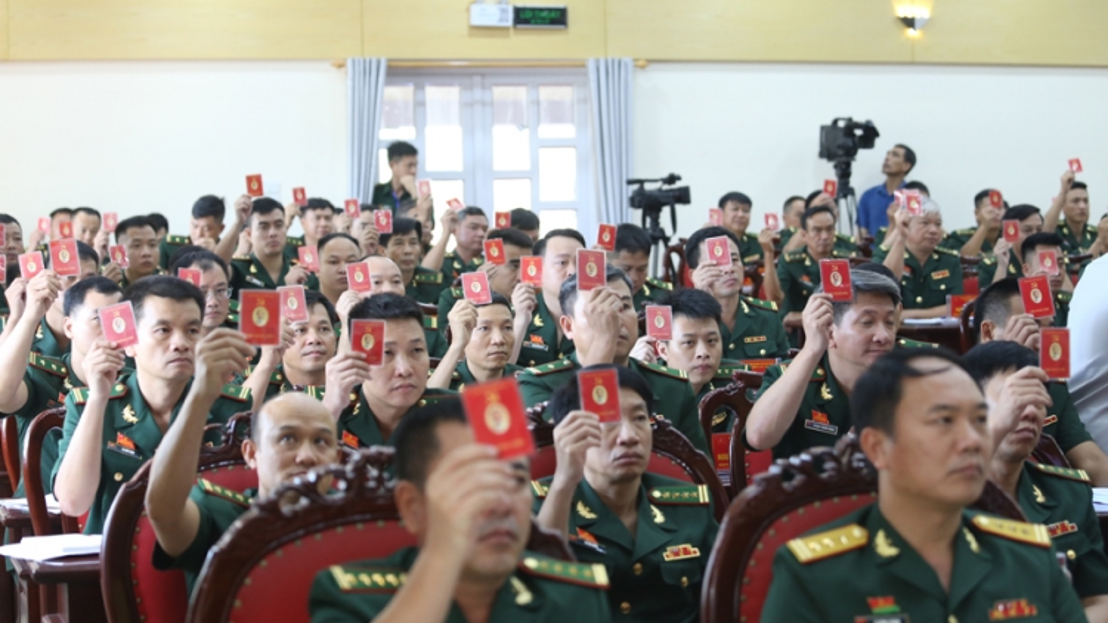 Đại tá Nguyễn Thanh Hải tái đắc cử Bí thư Đảng ủy BĐBP Quảng Ninh