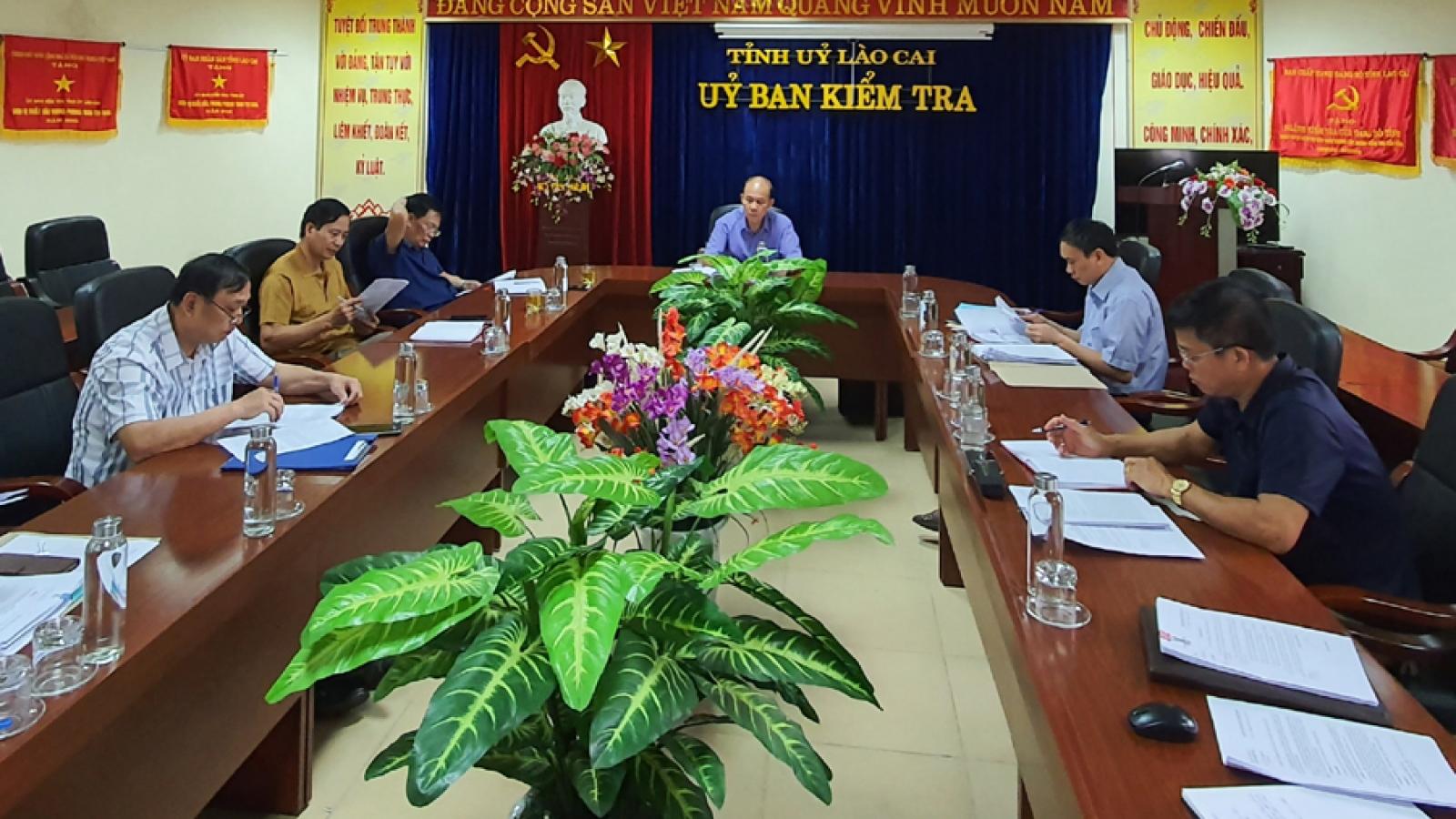 Một Bí thư xã ở Lào Cai bị đề nghị cách mọi chức vụ