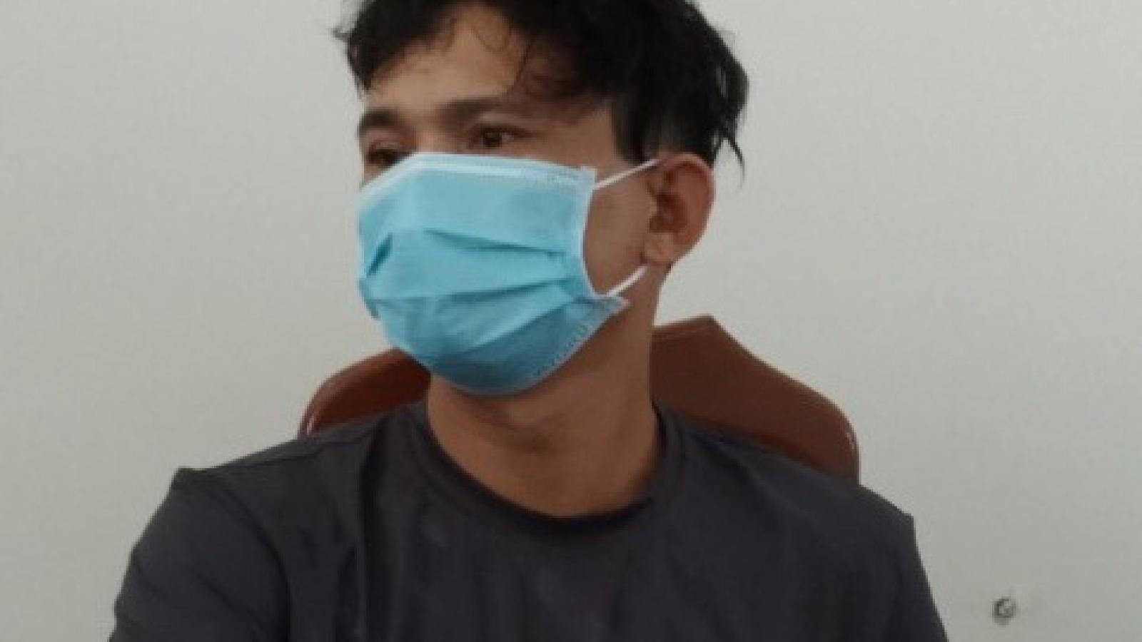 Kẻ chém chết bạn nhậu ở Quảng Nam trốn vào Phú Yên, rồi bị bắt giữ