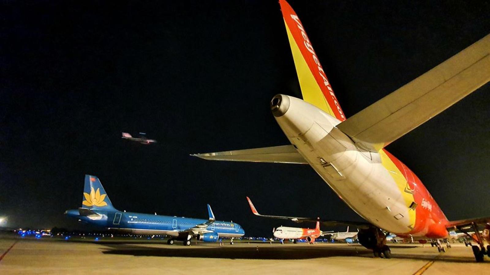 Cục Hàng không đề nghị cho mở tất cả các đường bay nội địa từ 23/4  