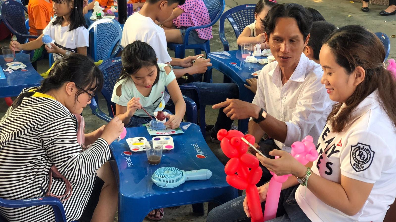 350 gia đình dự Ngày hội gia đình văn hóa -hạnh phúc TPHCM