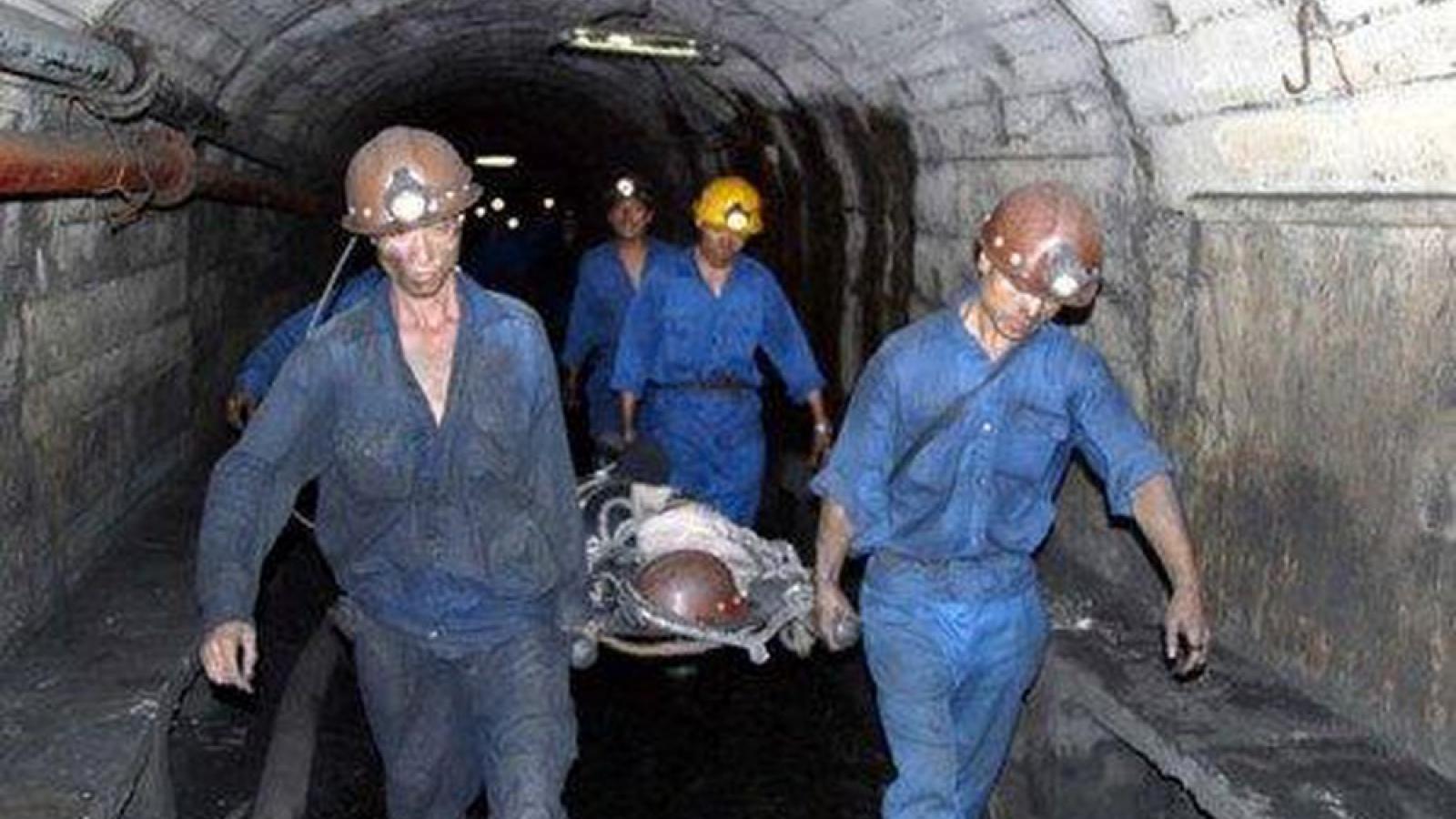 Nổ mìn khai thác than tại Núi Béo (Quảng Ninh), 1 công nhân tử vong