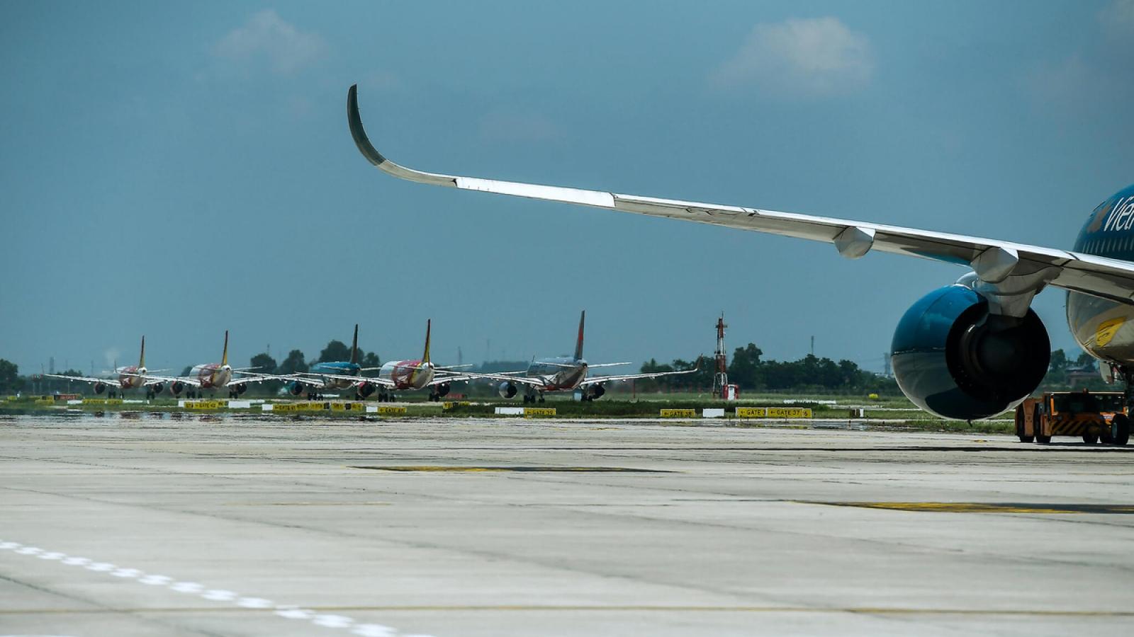 Sân bay Nội Bài sẽ có 4 đường băng, tránh phải điều chỉnh quy hoạch