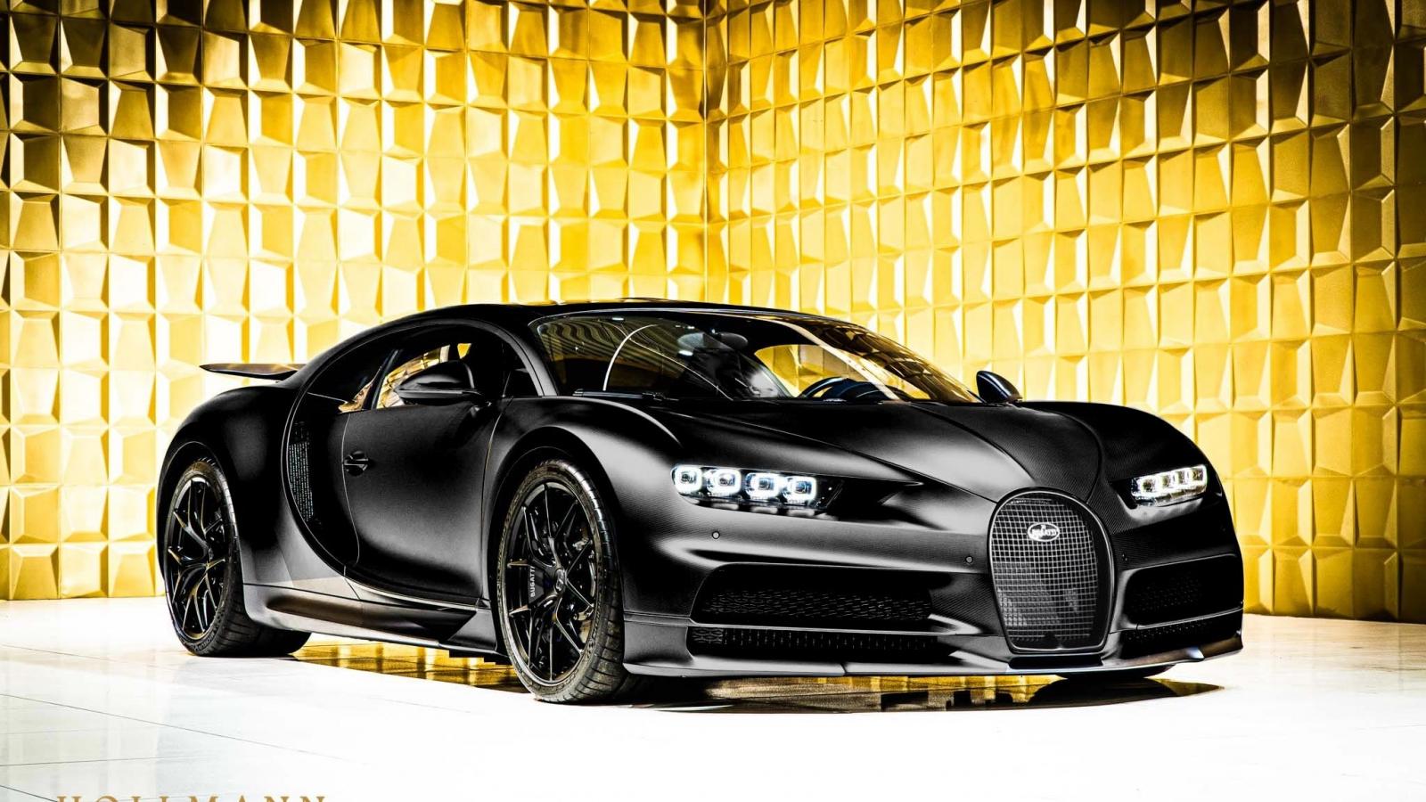 """'Hàng hiếm"""" Bugatti Chiron Sport Noire được rao bán 102 tỷ đồng"""