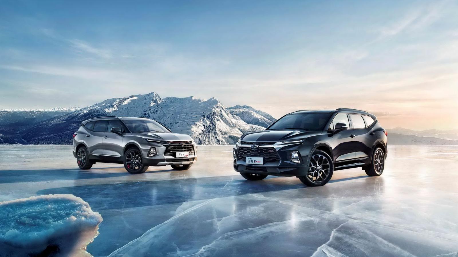 Chevrolet Blazer 2020 tại Trung Quốc sẽ có giá bao nhiêu?