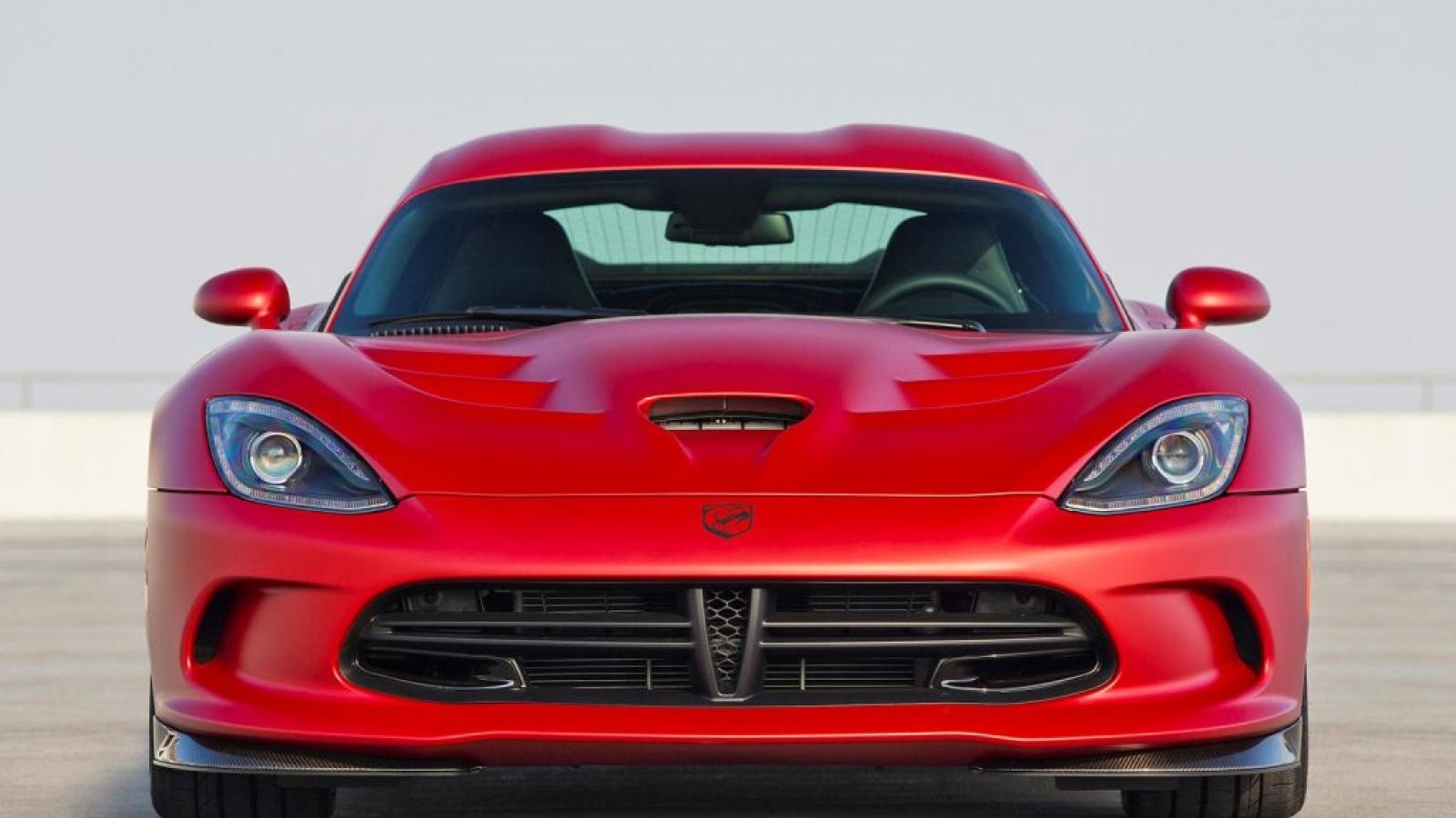 Dodge đã đặt tên cho Viper như thế nào?