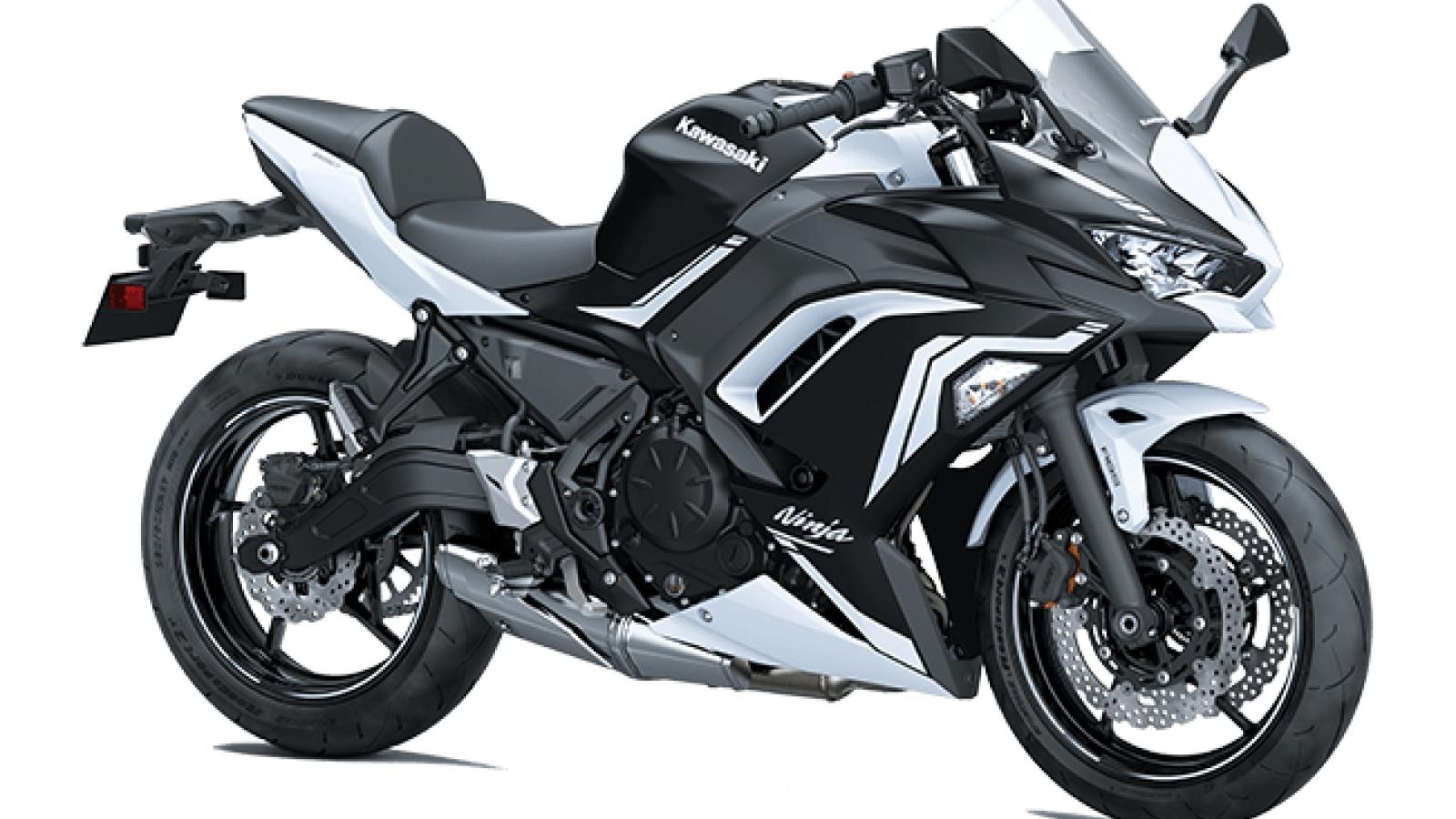 Kawasaki Ninja 650 2021 chốt giá từ 193 triệu đồng