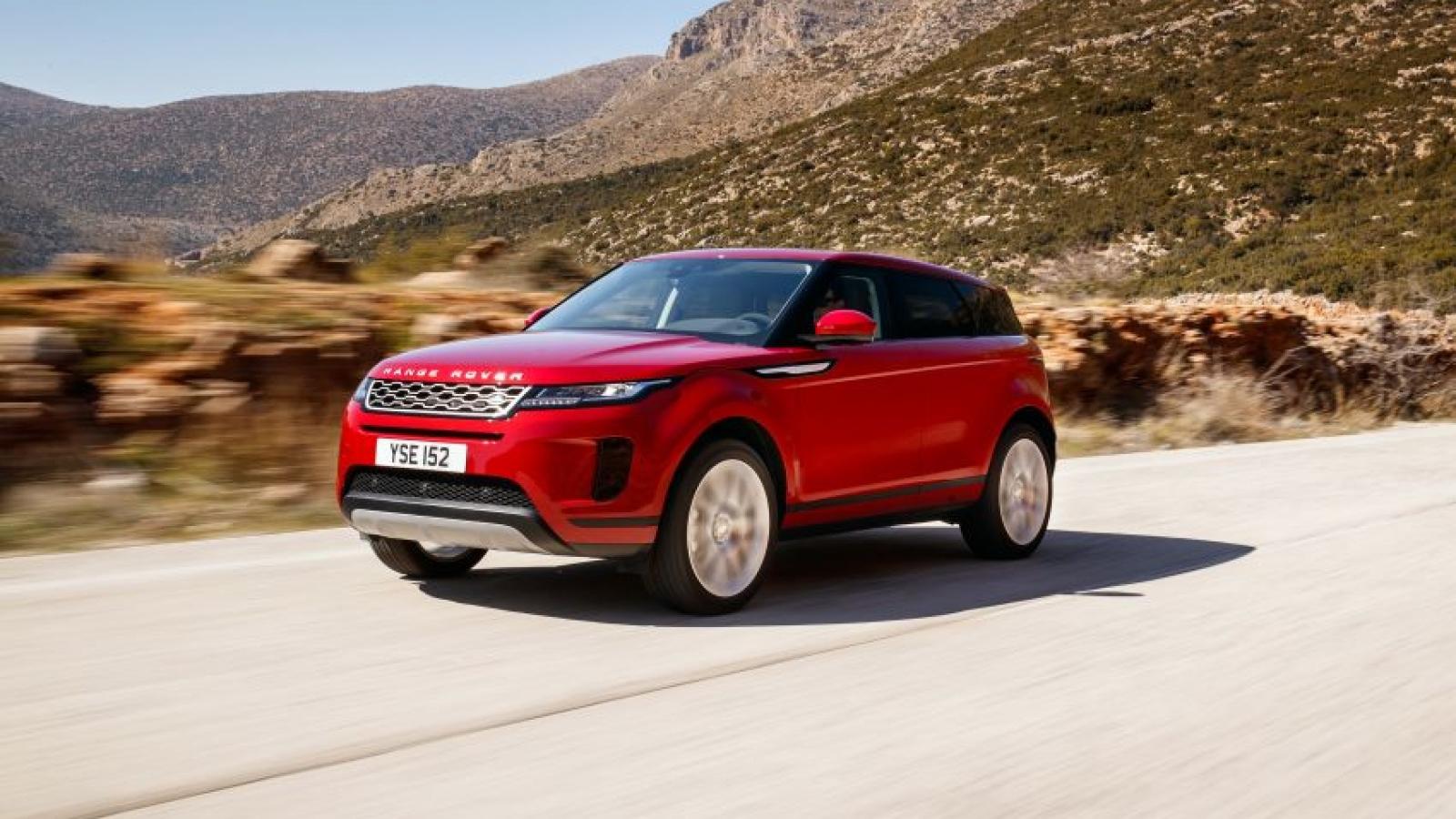 Range Rover Evoque mới sắp ra mắt tại Malaysia có gì khác biệt?
