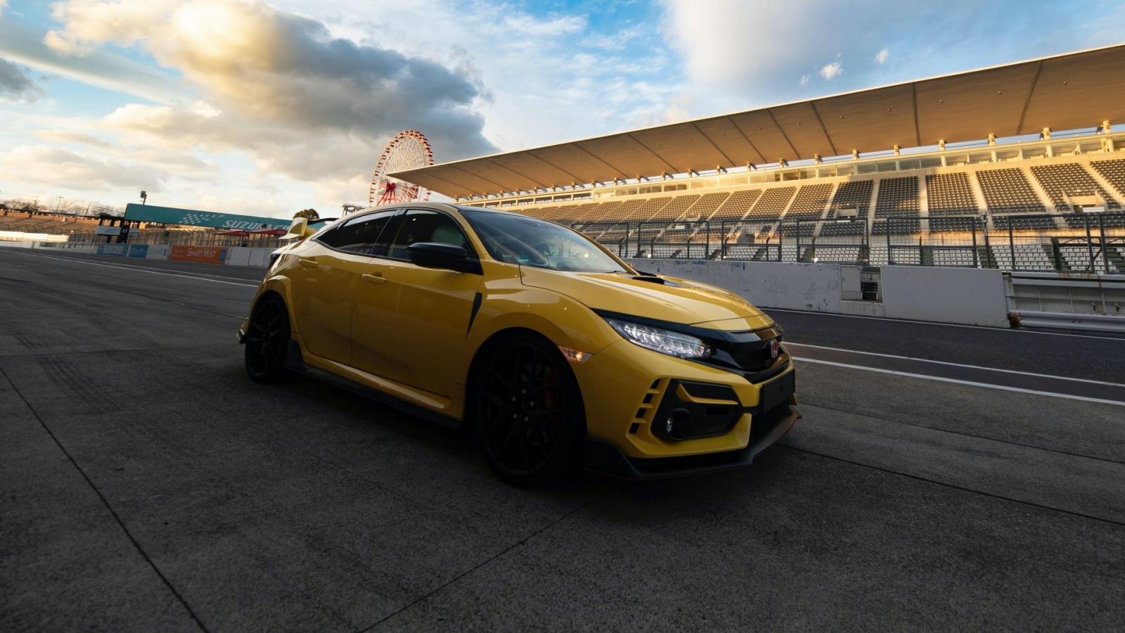 Honda Civic Type R 2021 phiên bản giới hạn lập kỷ lục tại Suzuka