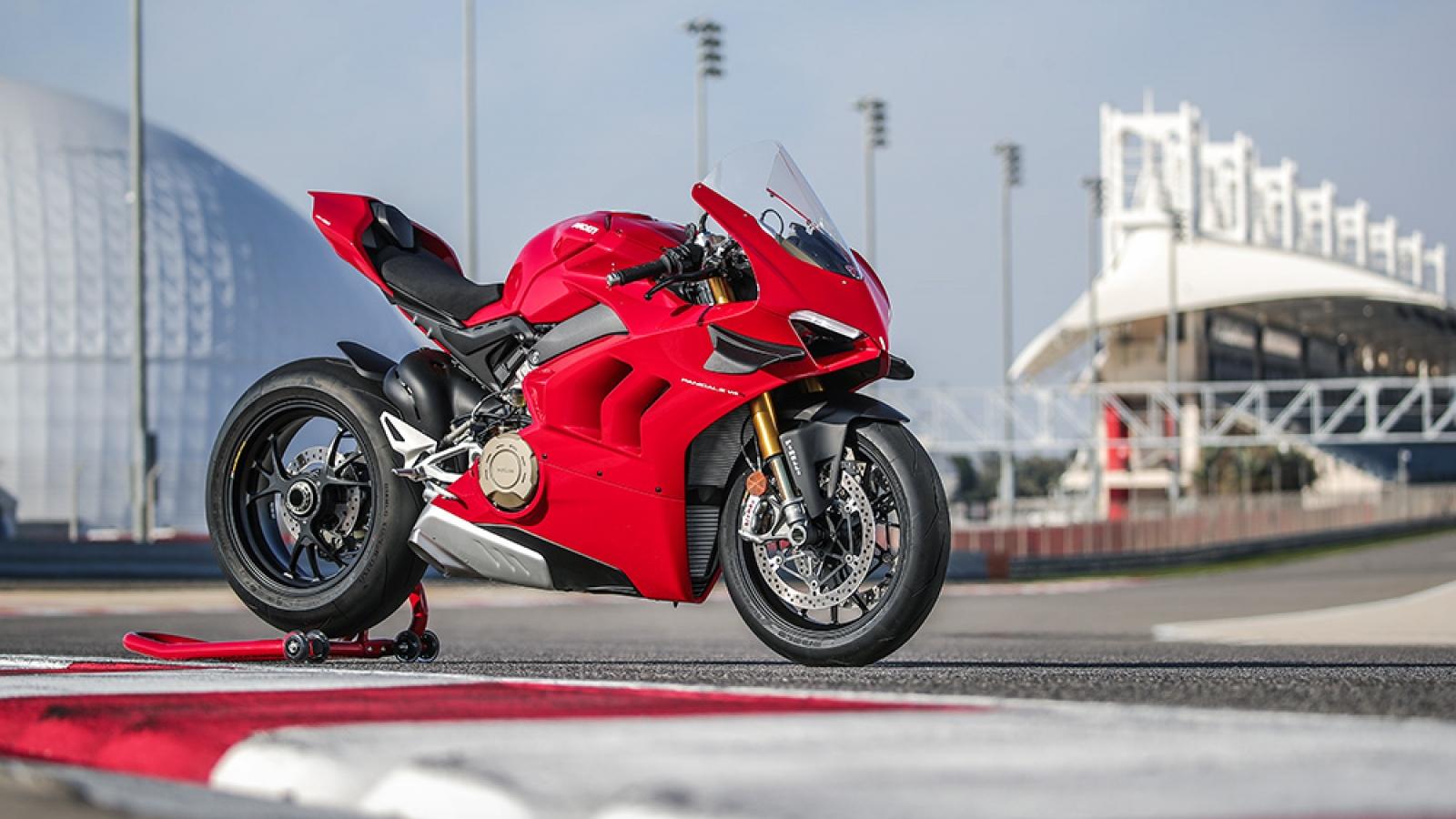 Ducati Panigale V4 2020 và Streetfighter V4 sẽ ra mắt vào cuối Quý III