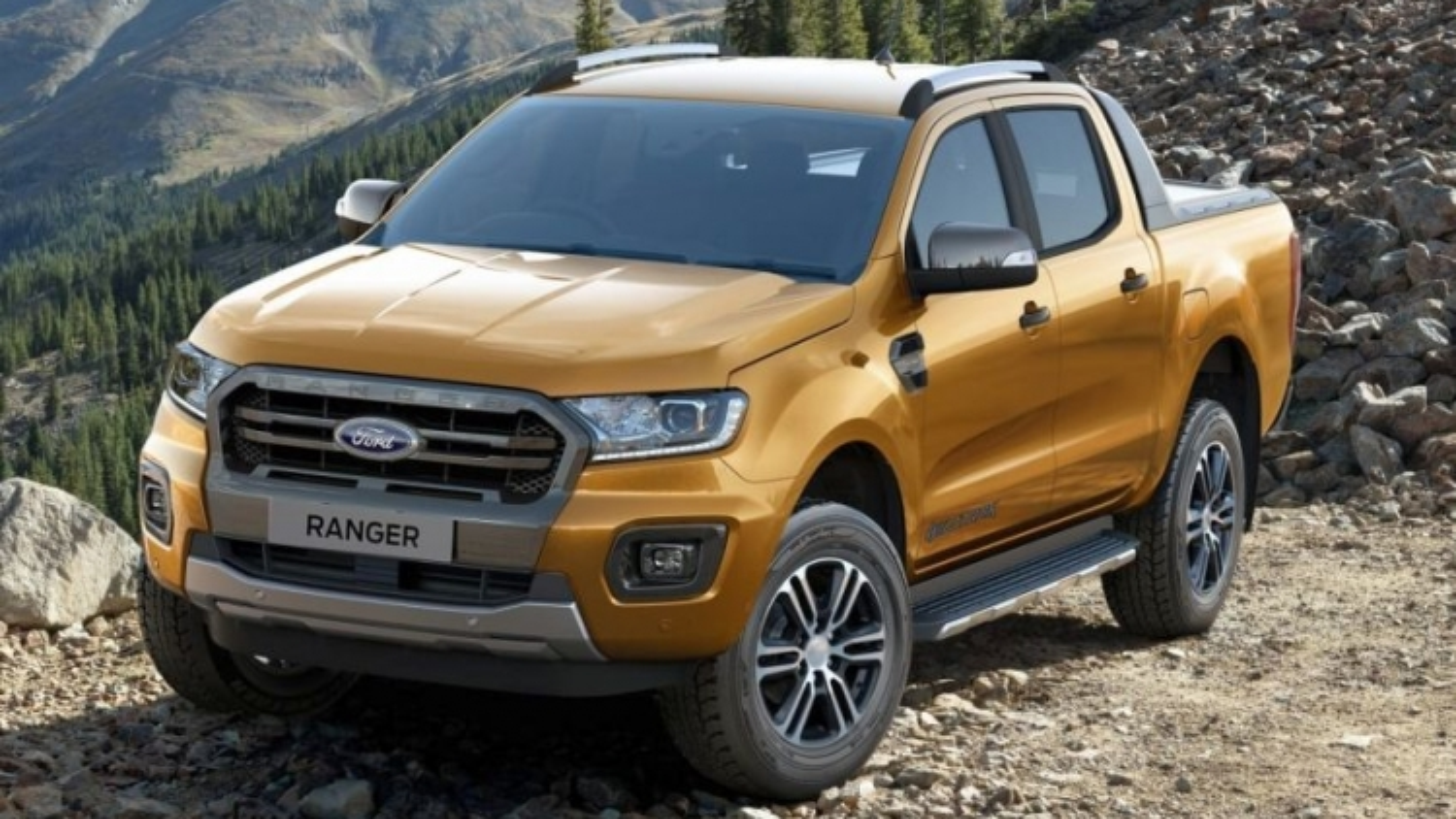 Khám phá Ford Ranger Wildtrak 4x4 2020