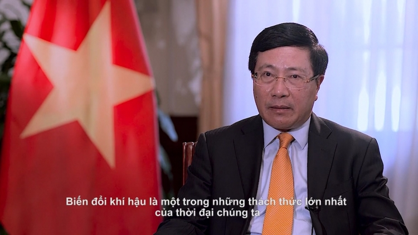 Thông điệp của Việt Nam tại Hội nghị An ninh và Khí hậu Berlin lần 2